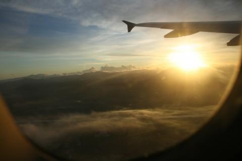 Flight to Bohol