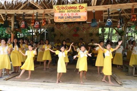 Community Entertainment in Loboc