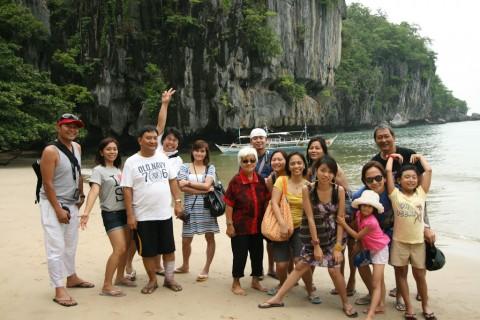 Back in Palawan!