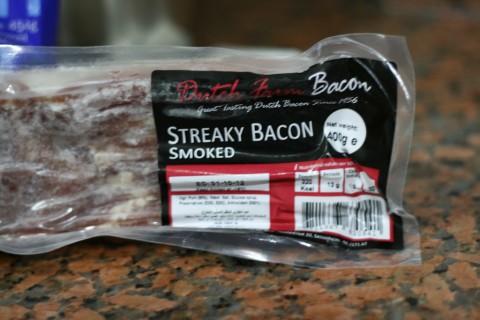 Smoked Pork Streaky Bacon