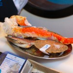 Alaskan King Crabs and Fresh Oysters